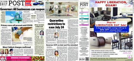 The Guam Daily Post – July 18, 2020