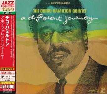 The Chico Hamilton Quintet - A Different Journey (1963) {2012 Japan Jazz Best Collection 1000 Series WPCR-27190}