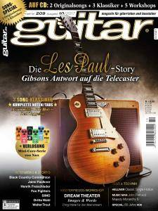 Guitar Germany - Oktober 2017