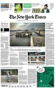 International New York Times - 23-25 December 2017