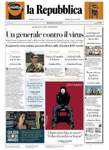 la Repubblica - 2 Marzo 2021