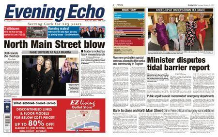 Evening Echo – October 12, 2017