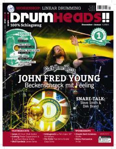 DrumHeads - Dezember 2020 - Januar 2021