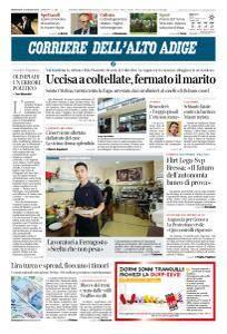 Corriere dell'Alto Adige - 15 Agosto 2018