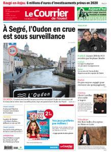 Le Courrier de l'Ouest Nord Anjou – 23 décembre 2019