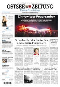 Ostsee Zeitung Wolgast - 18. September 2017
