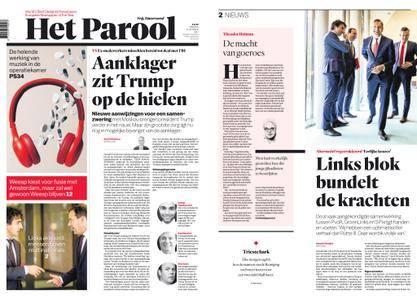 Het Parool – 31 oktober 2017