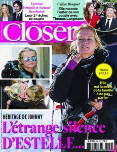 Closer France - 06 avril 2018