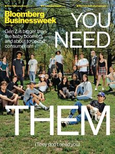Bloomberg Businessweek Asia Edition – 29 April 2019