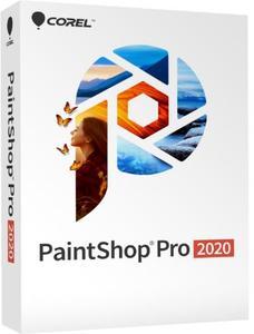 Corel PaintShop Pro 2020 v22.1.0.43 Multilingual Portable
