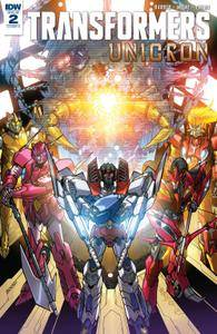 Transformers-Unicron 002 2018 digital Knight Ripper