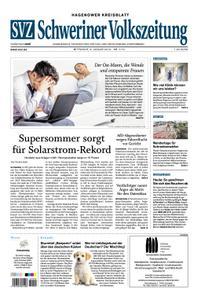Schweriner Volkszeitung Hagenower Kreisblatt - 09. Januar 2019