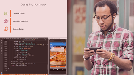 Creating Layouts with Flutter