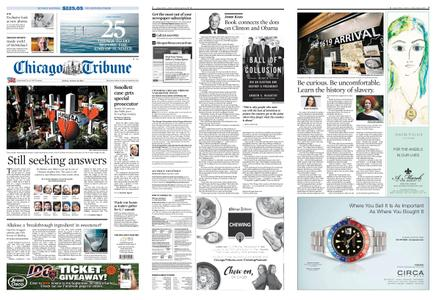 Chicago Tribune – August 25, 2019