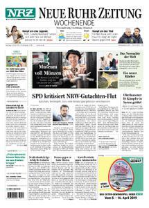 NRZ Neue Ruhr Zeitung Essen-Postausgabe - 06. April 2019