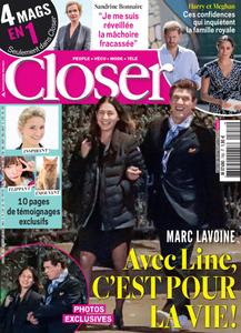 Closer France - 25 octobre 2019