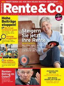 Rente & Co - Nr.3 2017
