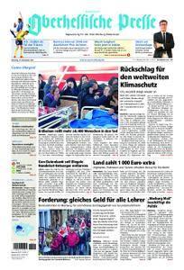 Oberhessische Presse Hinterland - 14. November 2017