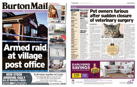 Burton Mail – September 14, 2019