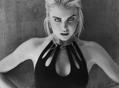 Kayslee Collins - Josh Ryan Photoshoot
