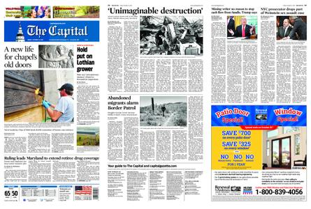The Capital – October 12, 2018