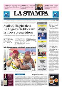La Stampa Imperia e Sanremo - 1 Agosto 2019