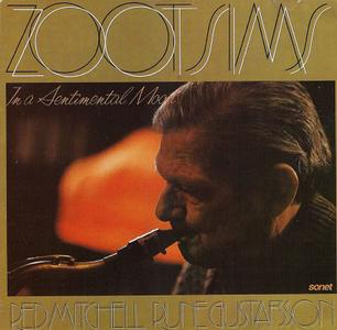 Zoot Sims - In A Sentimental Mood (1986)
