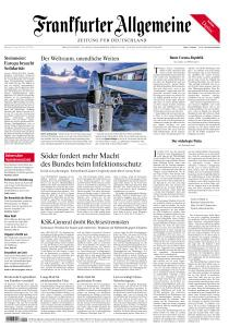 Frankfurter Allgemeine Zeitung - 27 Mai 2020