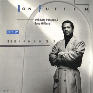 Don Pullen - New Beginnings (1989) {Blue Note}