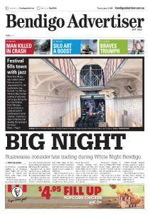 Bendigo Advertiser - June 12, 2018