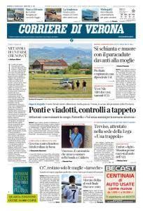 Corriere di Verona - 17 Agosto 2018