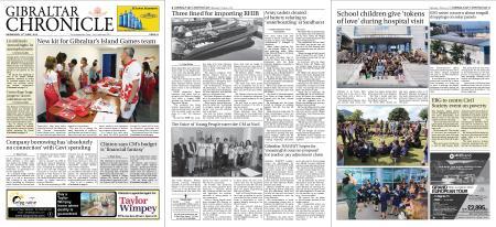Gibraltar Chronicle – 12 June 2019