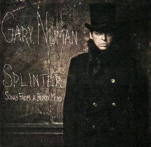 Gary Numan - Splinter: Songs From A Broken Mind (2013) 2CD Deluxe Edition [Re-Up]