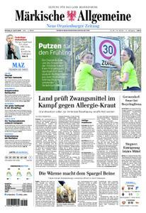 Neue Oranienburger Zeitung - 08. April 2019