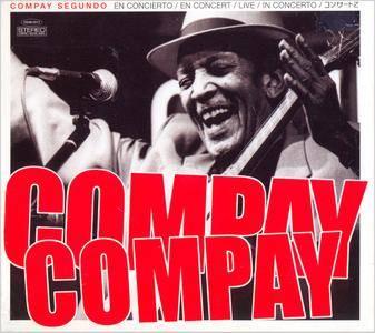 Compay Segundo - En Concierto / En Concert / Live / In Concerto / コンサートで (2004) 2CDs