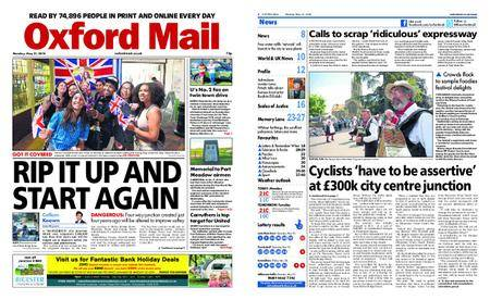 Oxford Mail – May 21, 2018