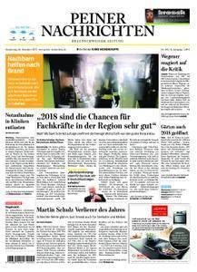 Peiner Nachrichten - 28. Dezember 2017