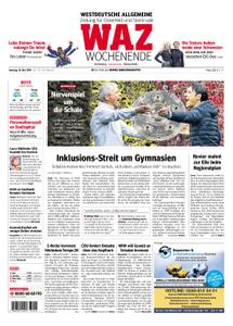 WAZ Westdeutsche Allgemeine Zeitung Oberhausen-Sterkrade - 18. Mai 2019