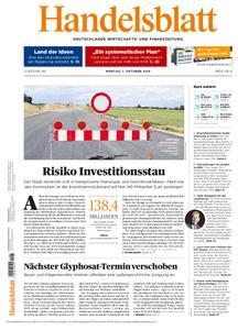 Handelsblatt - 07. Oktober 2019