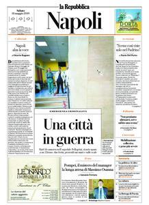la Repubblica Napoli – 18 maggio 2019