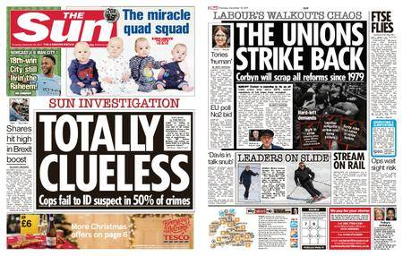 The Sun UK – 28 December 2017