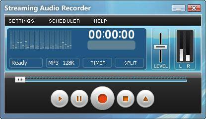 AbyssMedia Streaming Audio Recorder 2.6.5.0