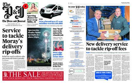 The Press and Journal Moray – November 05, 2018