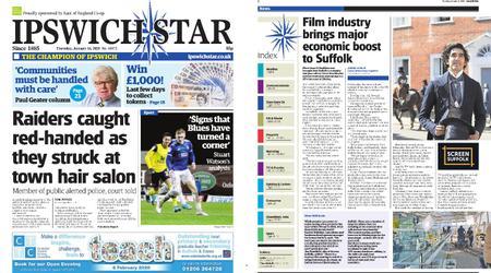 Ipswich Star – January 16, 2020