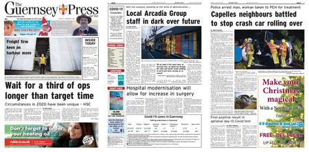 The Guernsey Press – 01 December 2020