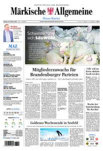 Märkische Allgemeine Dosse Kurier - 25. Februar 2019