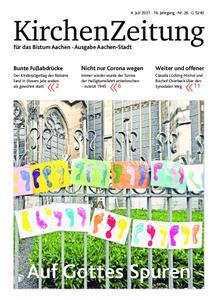 KirchenZeitung für das Bistum Aachen – 04. Juli 2021