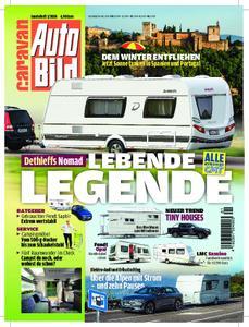 Auto Bild Caravan – Januar 2020