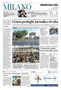 Corriere della Sera Milano – 05 agosto 2019