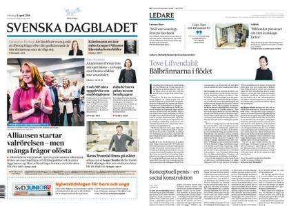 Svenska Dagbladet – 11 april 2018